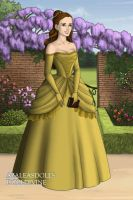 Tudor Belle by Aerian-Silverwing