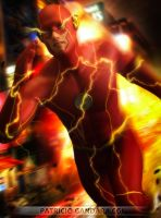 The Fastest Man Alive by PGandara