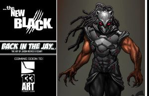 The New Black by 133art
