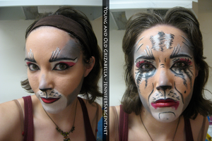 Cats -Young and Old Grizabella by Valar-Varda
