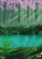 Magic Forest by brittanyandalvin