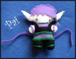 Pai Mini Plushie by Evergreen-Willow