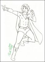 Superboy Animated Style by supahboii