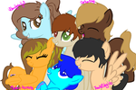 My DA Family by The-Everlasting45