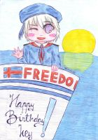 aph: Happy Birthday Icey!! QwQ by LoveEmerald