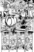 Krampus! Issue #2 pg 21 by deankotz