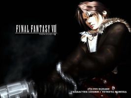 Squall by Aoringo