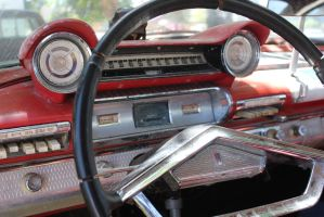 '61 Plymouth dash by finhead4ever
