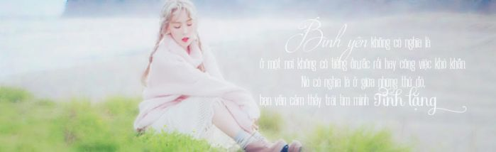 Cover 980x300 : Quotes Taeyeon by lizz2004
