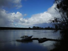 High Water High Clouds by Marilyn958