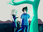 HS: Distress Signal by Junkie-Ampora