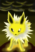 Jolteon by SilverSpirit98