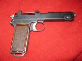 WWII Steyr Hahn aka the Hammer by vonmeer