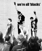 we're all 'blacks' by CREAPx
