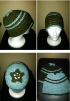 Star Beanie - Crochet by getmetogradschool