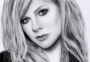 Avril Lavigne by BrendanPark