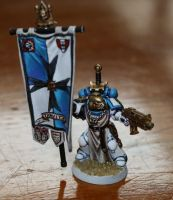 Sons of Tarvitz Standard Bearer by Bren1974