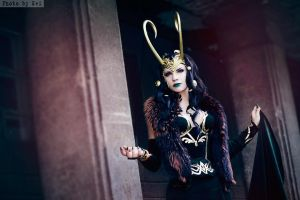 Lady Loki by Jojoska