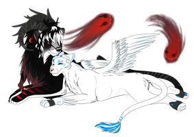 Angel x Nazar breeding picture by Rivaillei
