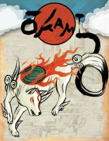 Okami by ChoppaDave