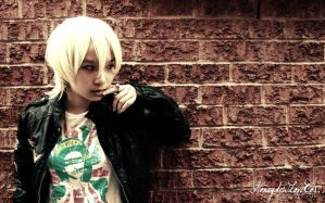 APH - Punk England 1 by HoneydewLoveCosplay