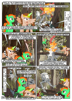 Star Mares 3.4.14: Sticks and Stones by ChrisTheS
