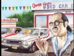 But Wait, Theres More! (Funny Used Car Painting) by FastLaneIllustration