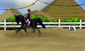 Entry Carabloh Horse Stud Competition by Freezyy