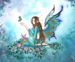 Tranquil Fairy by dreamangelkristi