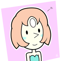 Young Pearl (Chibi) by MurDareik