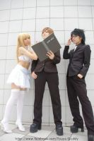 Death Note! by touyahibiki