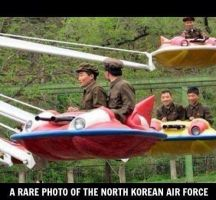 North Korean Air force by boeingboeing2