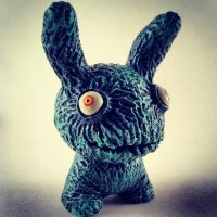 Zermber - Customized Dunny by ShadowWorkArt