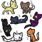 Adopt batch 1 OPEN by Harmonic-Adopts
