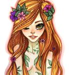 woodland fairy by mox-ie