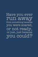 Have you ever run away? by inkandstardust