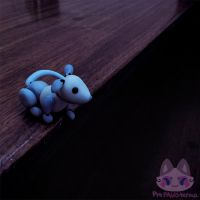 :Poseable Toy Rat: by PrePAWSterous