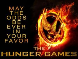 The Hunger Games by mockingjayplz