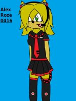 Alex Roze 0416 by AlexRozeHedgehog