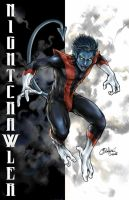 Nightcrawler 2:split bg by Oshouki