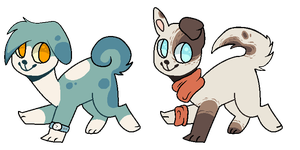 30 points adopts - on hold by thedoomedkitteh