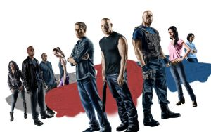 Furious 6 by PenclGuy