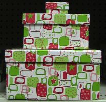 Retro Christmas Presents by SweetSoulSister