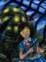 Tribute to Bioshock by Merinid-DE