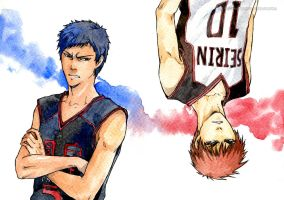 KnB: Red by Sideburn004