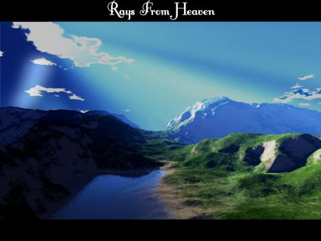 Rays From Heaven - Remake by wyre