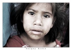 Child in Mexico... by sergey1984