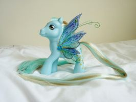custom my little pony star chaser 3 by thebluemaiden