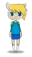 Fionna Adventure Time 4 by Gochure