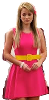 Kimberly dos ramos png by LilyQg
